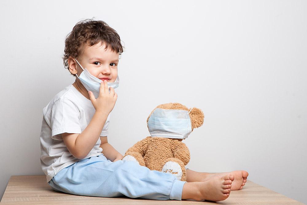 perchè i bambini sono più resistenti al covid